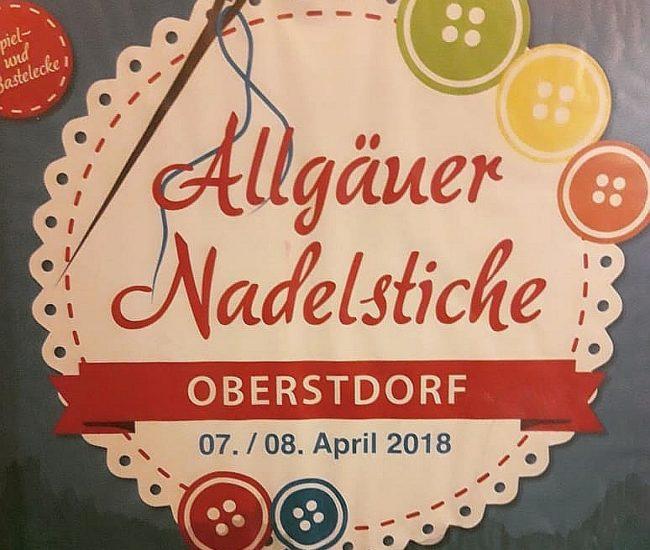 Allgäu Needlestiches 2018