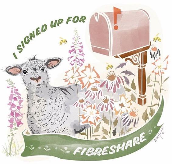 FibreShare – I am taking part!