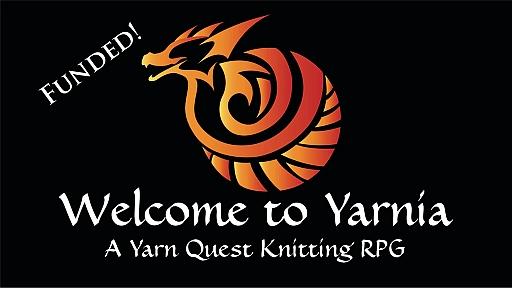 Yarn Quest – ein Strick-Rollenspiel!