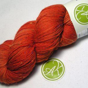 Sockenwolle Tweed