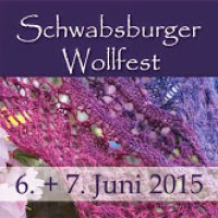 Toll war's 2015 beim Schwabsburger Wollfest!
