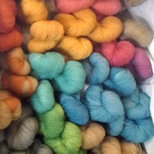 Sockenwolle 4-fach